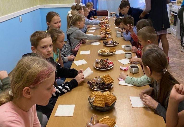 В воскресной школе Прокопьевского собора начался новый учебный год